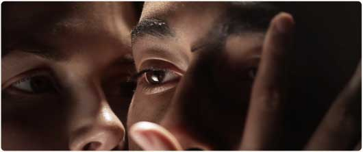 Frame from the trailer for 'Hibernate,' by Elizabeth Eslami