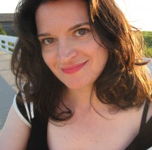Elizabeth Eslami, author of 'Hibernate' and 'Bone Worship'